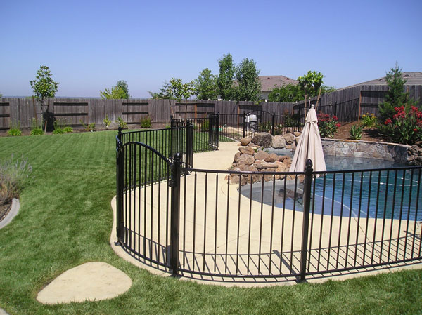 Iron Fence San Diego Commercial Fence Security Fence