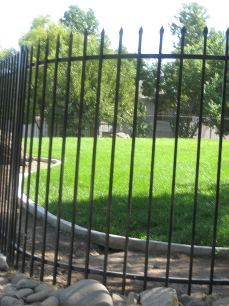 Wrought iron fence gallery san diego